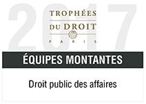 Trophée Lapisardi Avocats 2017