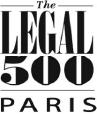 Legal 500 Paris