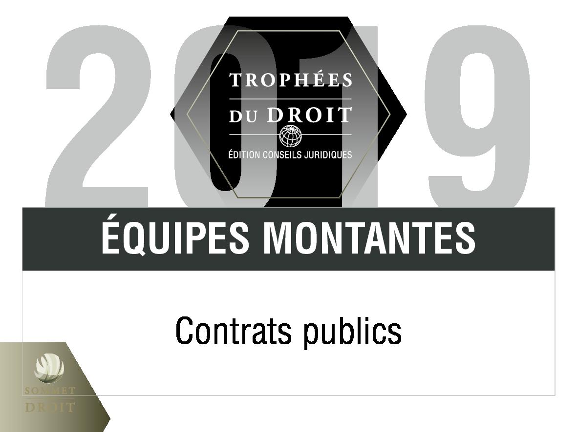 Logo Gagnant Equipes Montantes
